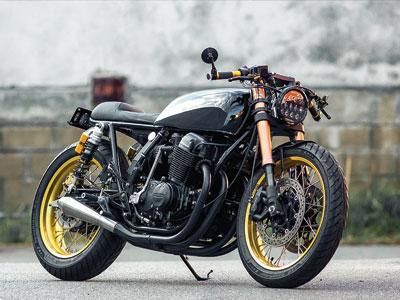 Motorbike tuning